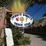 Denny's Donuts and Truck Stop