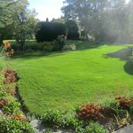                                      access to the gorgeous garden from our motel unit.
