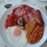                    Fosters Fry-up