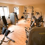 Gym room located nearby in the Partnerhotel (included)
