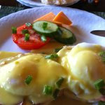                    Eggs Benny!