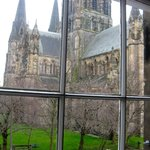 View of St Mary's Cathedral from Room #1