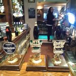 Local real ales