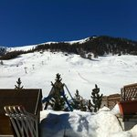                    piste dall&#39;hotel