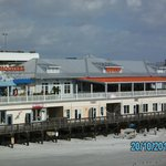 Hooters restaurant John's Pass