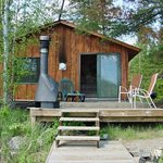 White Pine cabin