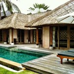 2 of the villas