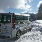 Chalet Cofis, Les Gets, Resort Transport