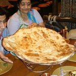                    Peshwari&#39;s giant size Nan