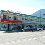  Motel Front View
