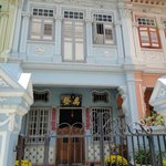 lovely house on Koon Seng Road