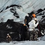 Sólheimajökull glacier walk with Arcanum.is