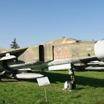                    Samolot MIG- 23MF