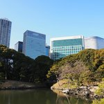 Hama Rikyu Gardens