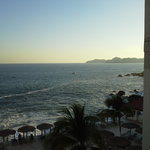 View of Acapulco Bay Las Torres Gemelas