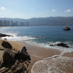                   View of Acapulco Bay