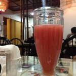                    Juice Jambu tanpa saring