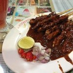                    Sate ayam