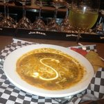                   Yummy chicken tortilla soup!