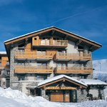 Chalet Begonia is located on the second floor of the Ferme d'Elisa building
