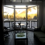                    Sun Room in Lake Cottage