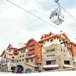 View of Hotel & Ski Lift