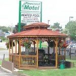 Gazebo with Barbque