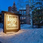  The Lodge Sign