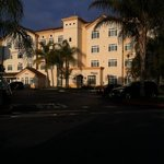  front of Residence Inn