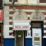 Photo de Hotel Jimmy