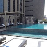                    Novotel Pool Area
