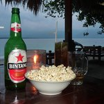                    Large Bintang, Long Island Ice Tea and free popcorn !