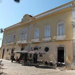 The Black Anchor Pub in Tavira Portugal
