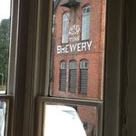                    Three Tuns Inn, across from hotel. Oldest brewery in England.