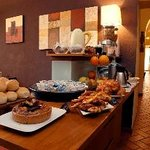  Buffet sala colazione