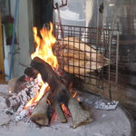                   Roasting Fish