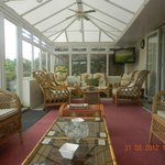  Conservatory area, extension to Bar area for relaxing