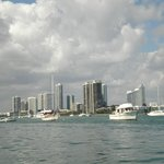                                      One of the lovely views from the Miami Beach Duck Tour