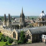 You can visit Oxford's City Spires