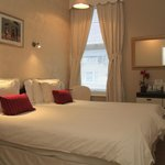  Room 6, Twin single beds, en-suite. 2nd floor.