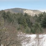  View of Shatterack Mountain