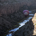  Ballooning in the Rio Grande Gorge Outside Taos