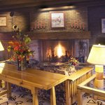  Fireside room