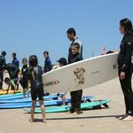 Surfing Baleal Surf Camp & Surf Schoolの写真
