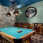 Atrium Pool Table