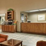 Homewood Suites Greensboro Lobby