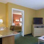 Spacious Two Room Suite