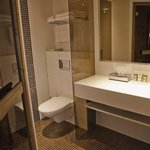 Suite Bathroom with Sauna