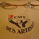  Cafe Des Artistes
