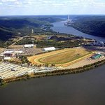  Aerial View of Mountaineer Casino, Racetrack &amp; Resort